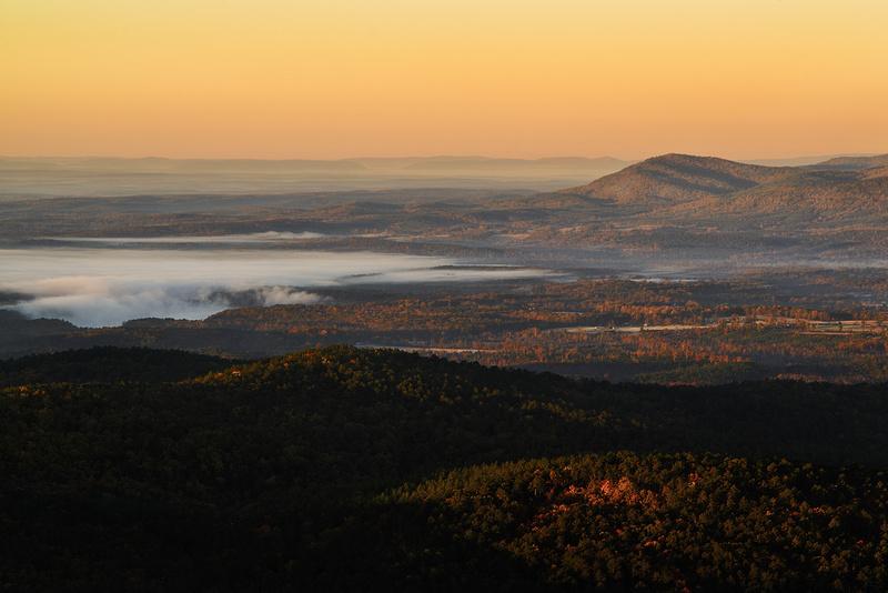 Grandview Vista Sunrise