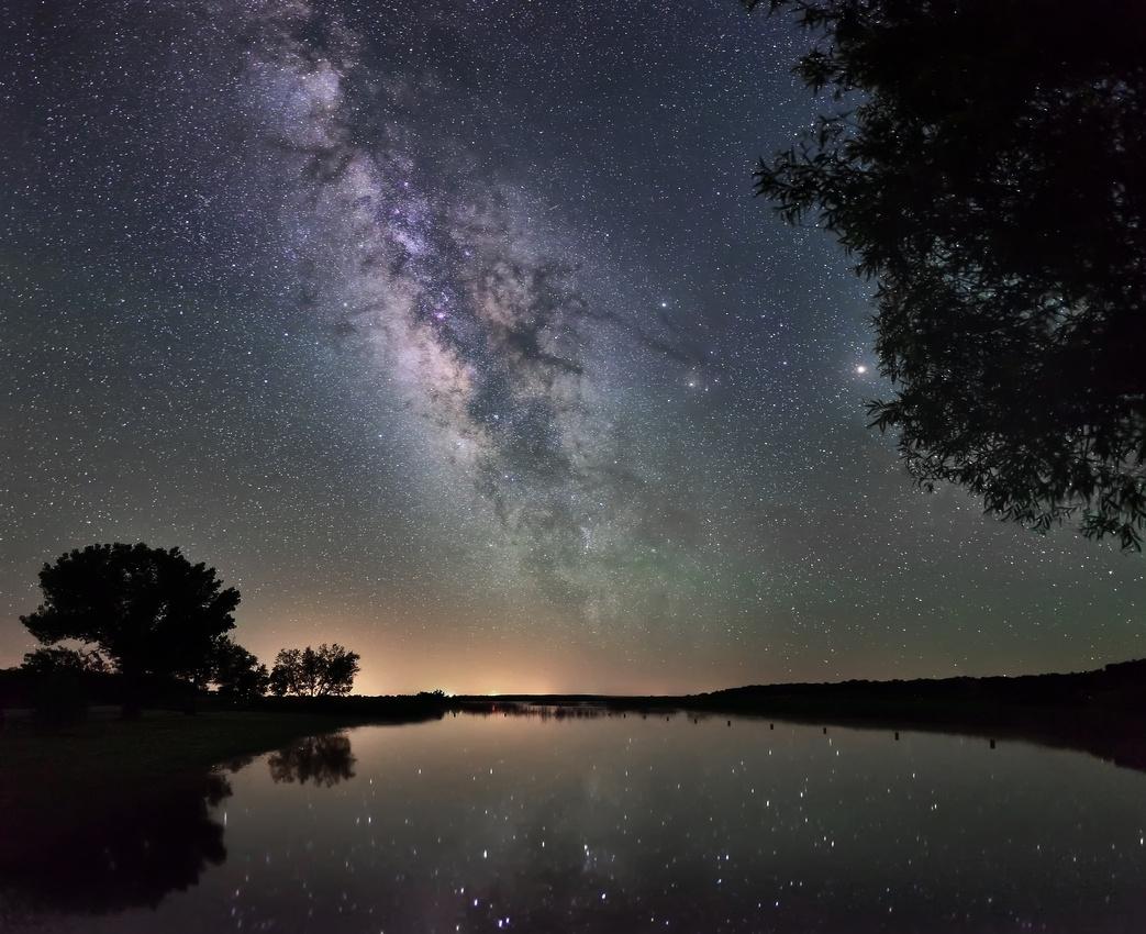 Milkyway at Lake Copper Breaks