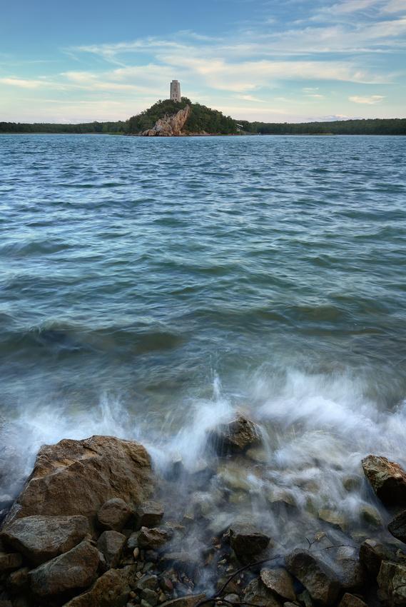 Tower View: Lake Murray