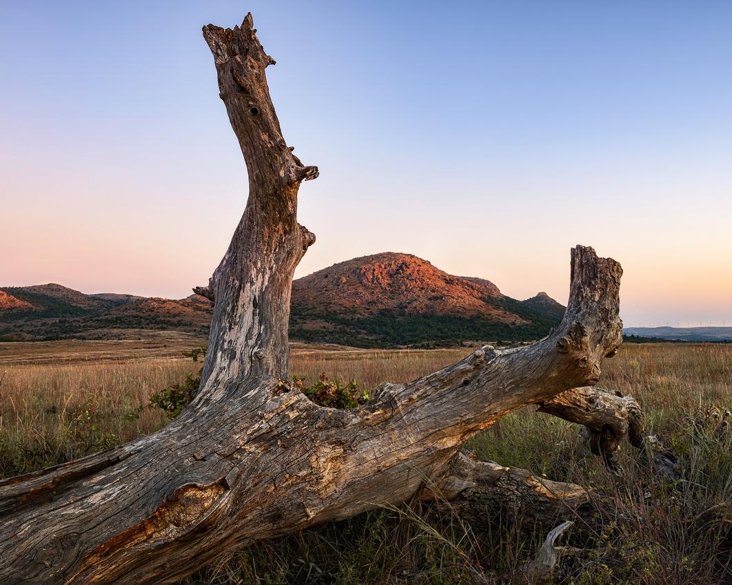 Mt Roosevelt Sunrise