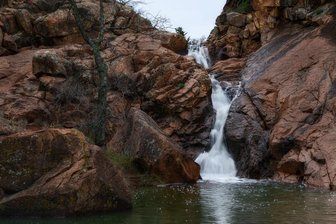 Quetone Falls