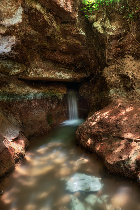 The Big Spring: Roman Nose State Park