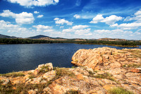 Quanah Parker Lake: Wichita Mountains