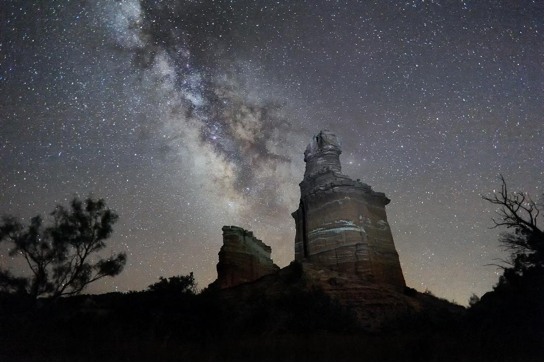 Lighthouse Milkyway