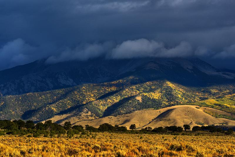 Blanca Peak Sunrise