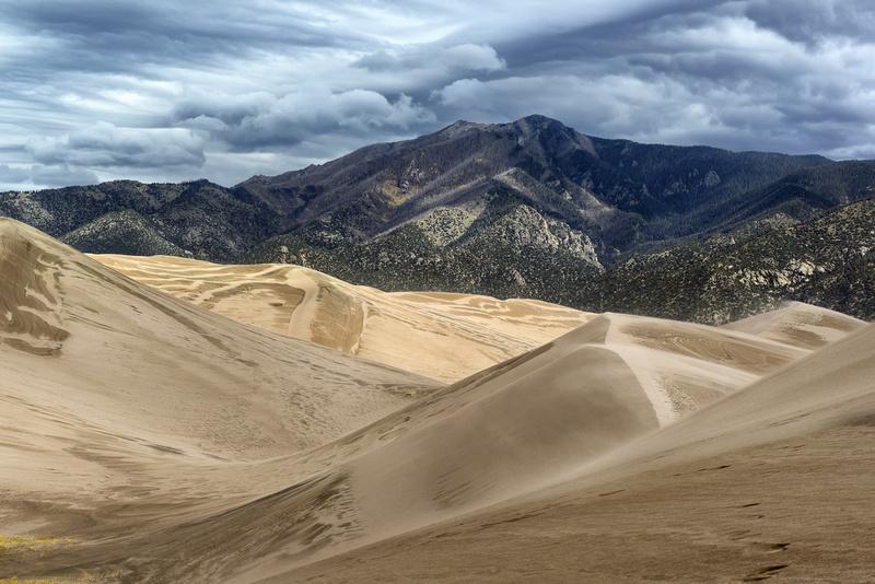 Great Sand Dunes National Park: Tall Dune