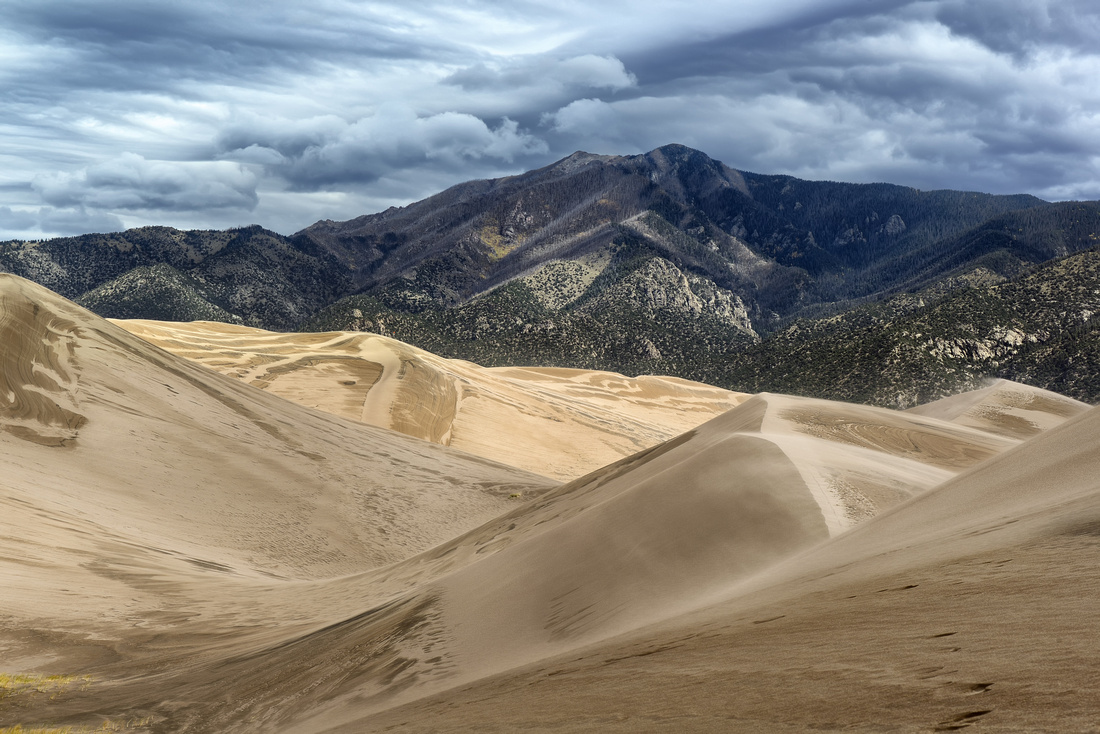 Great Sand Dunes National Park: Tall Dune